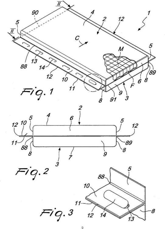 Embalaje para colchones y aparato para proporcionar el embalaje.