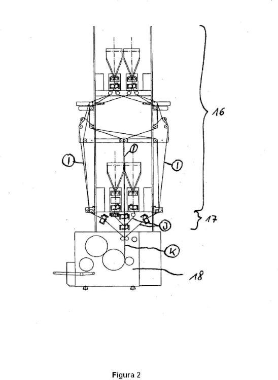 Máquina de impresión de bobinas.