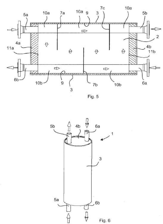 Intercambiador de calor de placas y método para la fabricación de un intercambiador de calor de placas.