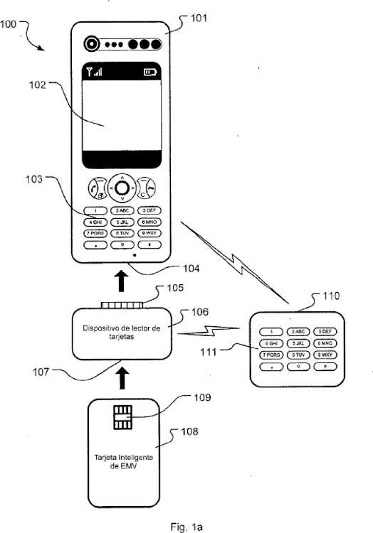Dispositivo autónomo de entrada segura de PIN para habilitar transacciones con tarjeta EMV con lector de tarjetas separado.