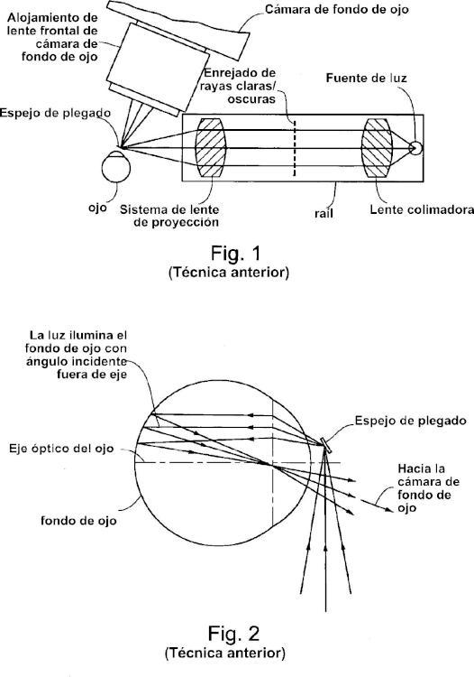 Sonda de iluminación estructurada y método.