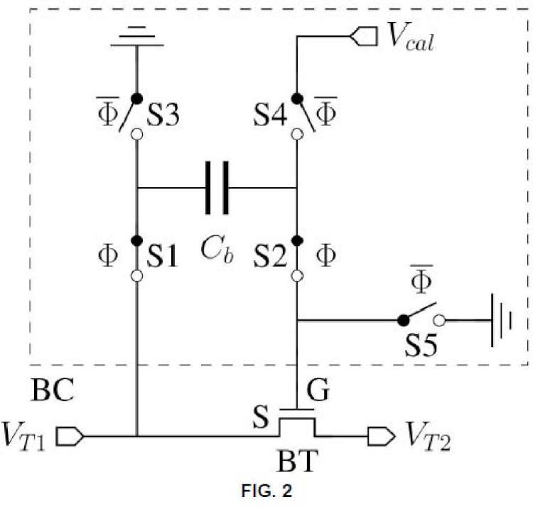 Interruptor con resistencia modificable.