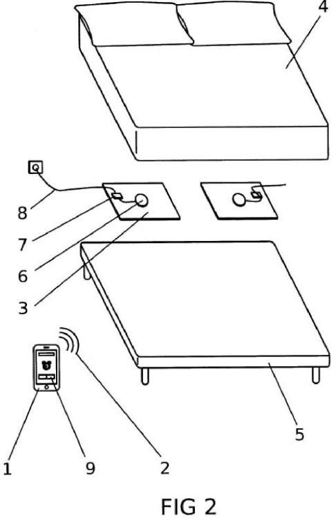 Despertador para activar la incorporación del usuario.