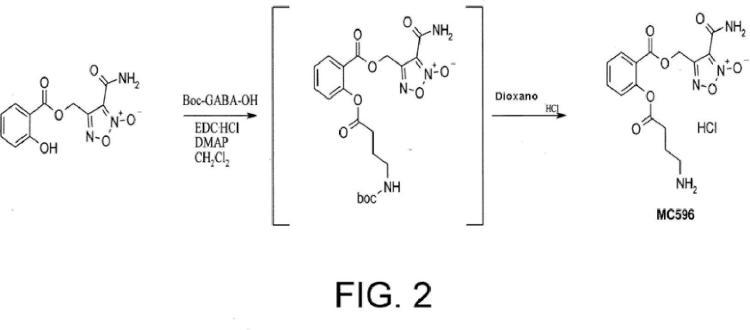 Derivados de furoxano solubles en agua que tienen actividad antitumoral.