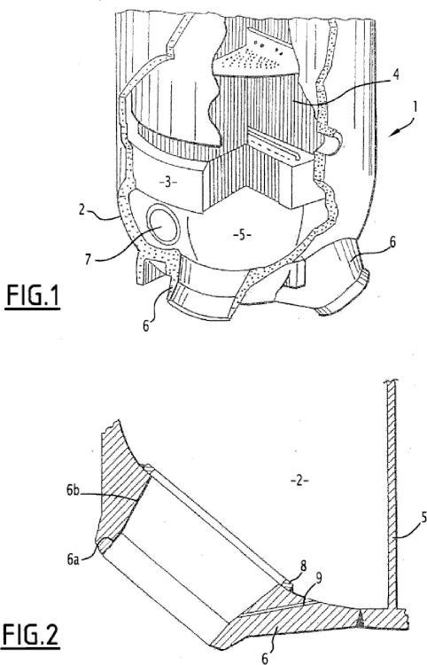Conjunto de obturación estanca de una abertura de una tubería de unión de un recinto y de una canalización y procedimiento de realización de un tal conjunto.