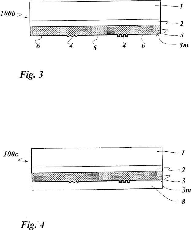 Procedimiento de fabricación de un cuerpo de múltiples capas.