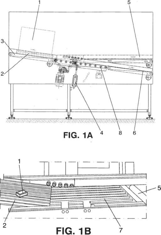 Sistema de separación entre una bandeja y al menos un producto y procedimiento asociado al mismo.