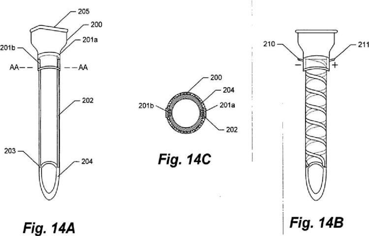 Dispositivo y método para electroporación in vivo de aguja única.