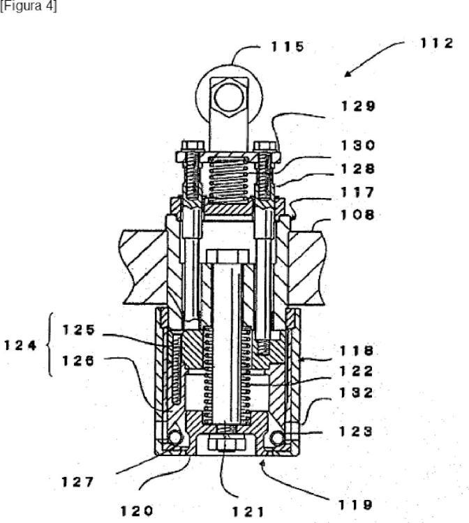 Dispositivo de conformación de tapa.