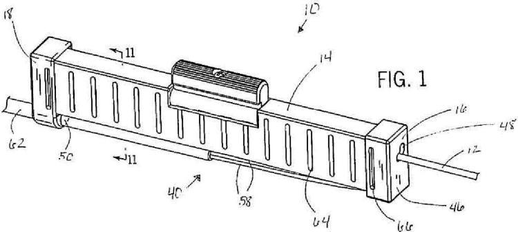 Conector eléctrico para un dispositivo intracorpóreo de electrodos médicos de contactos múltiples.