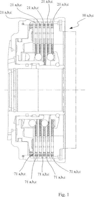 Sistema y método de mando para la transmisión de un vehículo.