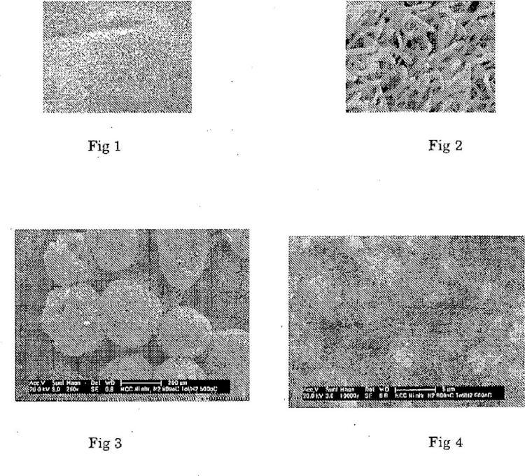 Proceso para producir nanofibras de carbono y/o nanotubos de carbono.