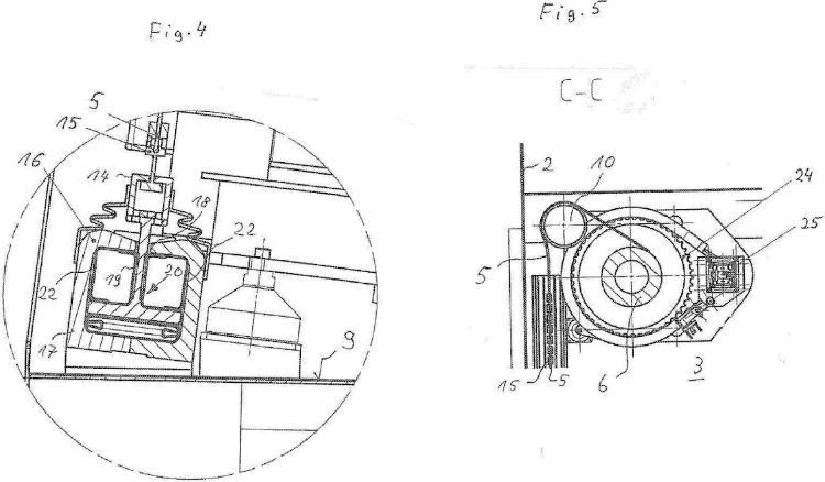 Dispositivo para cerrar una abertura lateral en el revestimiento exterior o pared de un buque.