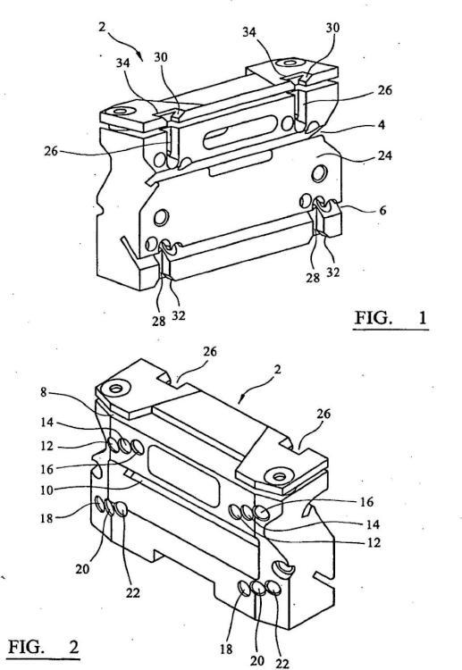 Instrumento quirúrgico y sistema de instrumentos quirúrgicos.