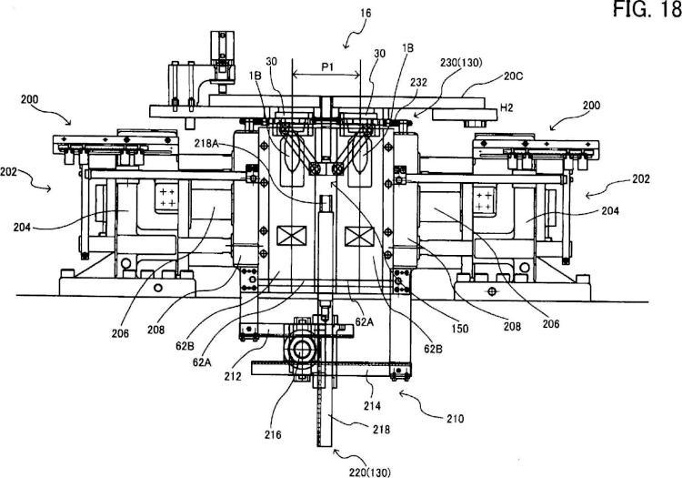 Unidad de molde de soplado y máquina de moldeo por soplado que utiliza la misma.