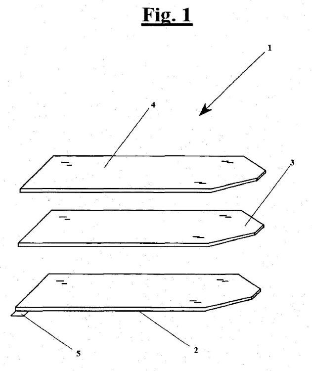 Dispositivo antiarañazos y antideslizante para elevar cargas, preferiblemente mediante el uso de una horquilla elevadora.