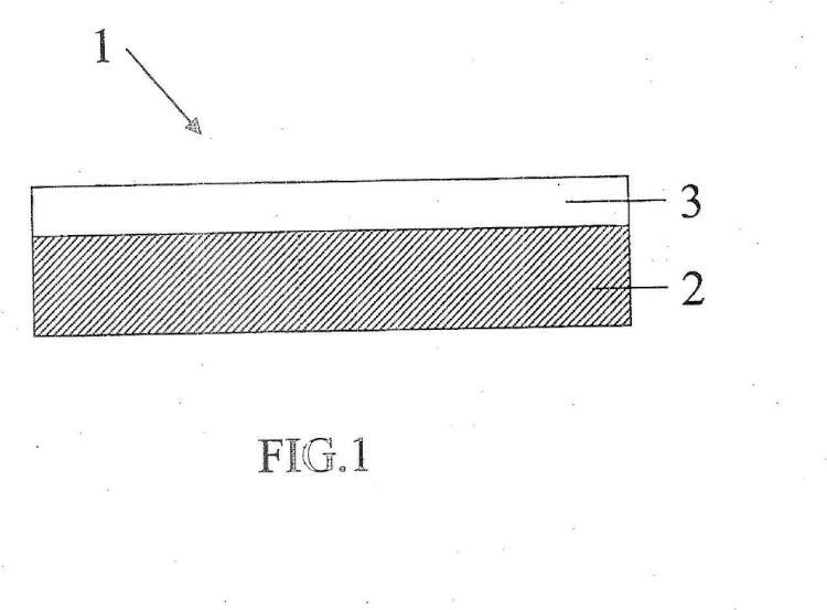 Composición para láminas receptoras de imágenes de transferencia térmica.