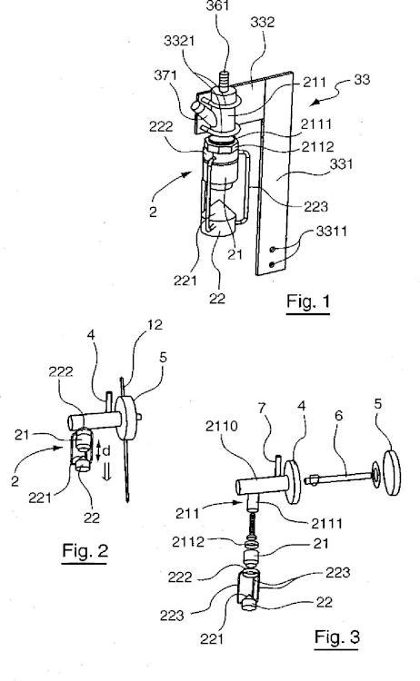 Uso de un inyector de reactivo para equipar un reactor de tratamiento de aguas, que comprende una boquilla asociada a un órgano de dispersión.