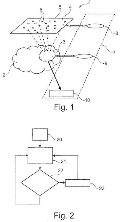 Procedimiento de recogida de información de una red punto a punto.