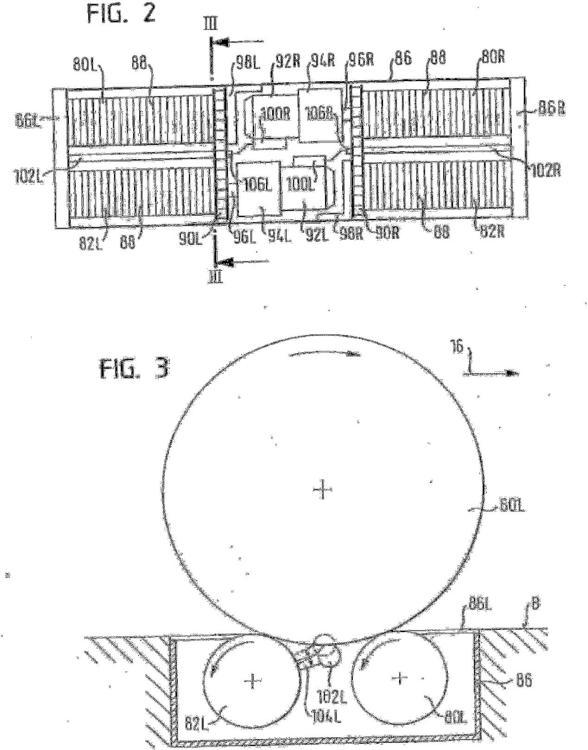 Banco de prueba de rodillos y procedimiento para el funcionamiento de un banco de prueba de rodillos.