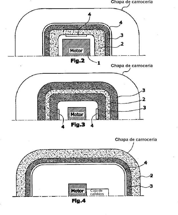 Aislamiento con efecto acústico y térmico.