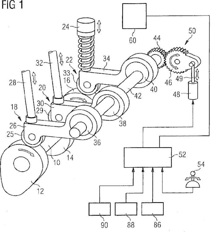 Procedimiento y dispositivo para controlar el funcionamiento de un motor de doble combustible.