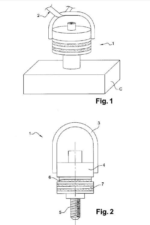 Dispositivo de manipulación de una carga.