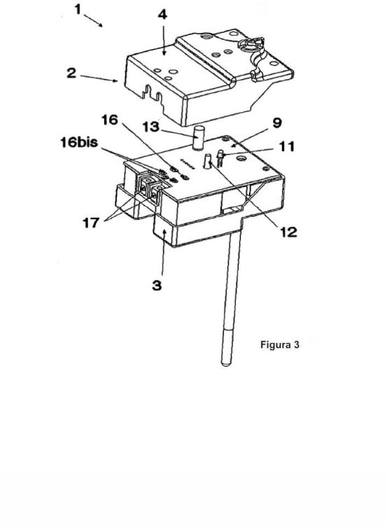 Termostato híbrido para calentador de agua eléctrico.