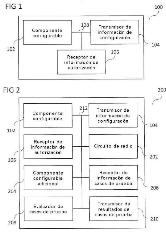 Dispositivo de radio configurable y servidor de regulación para certificación dinámica y digital.