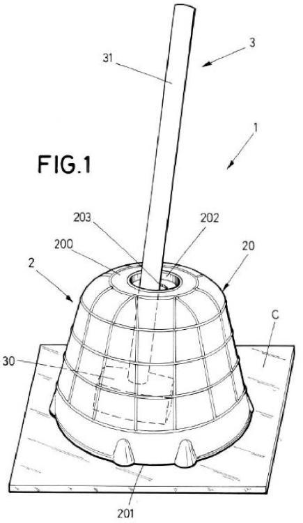 Utensilio para rotura controlada de paneles de cristal, vidrio o similares.