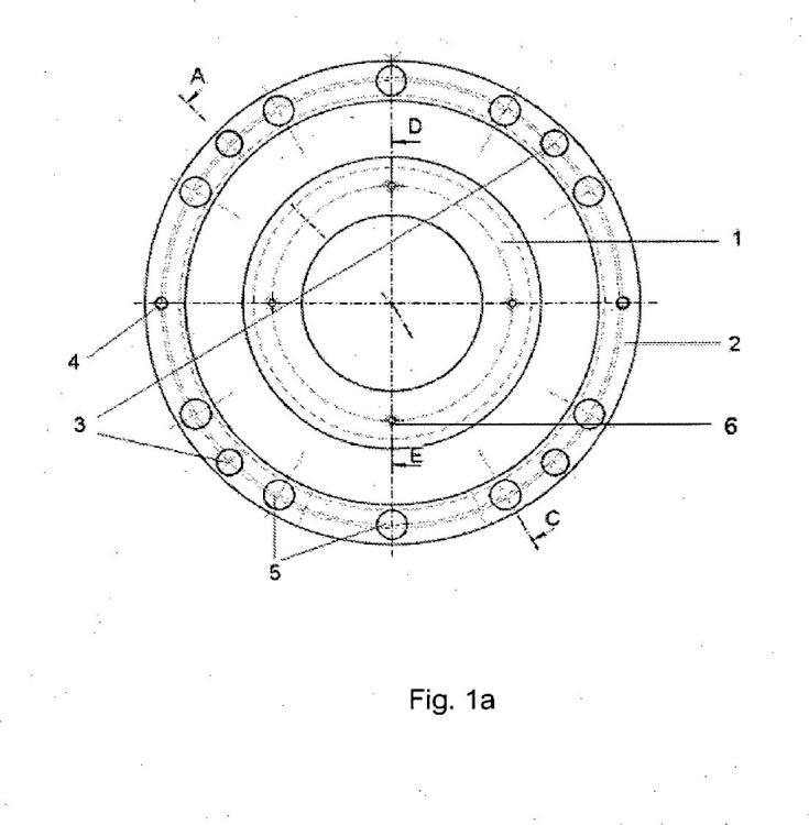 Soporte de bobina para el electroimán de un freno electromagnético, electroimán, freno electromagnético, procedimiento de fabricación de un electroimán, torno de cable.