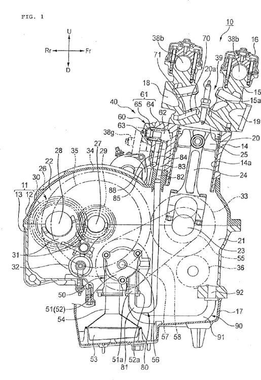 Sistema de refrigeración para motor de combustión interna.