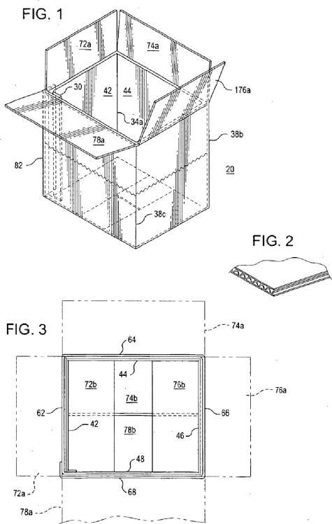 Método para crear contenedores con múltiples paredes.