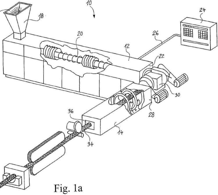 Procedimiento de fabricación de elementos estructurales de un bloque de filtros de contacto y un boque de filtros de contacto.