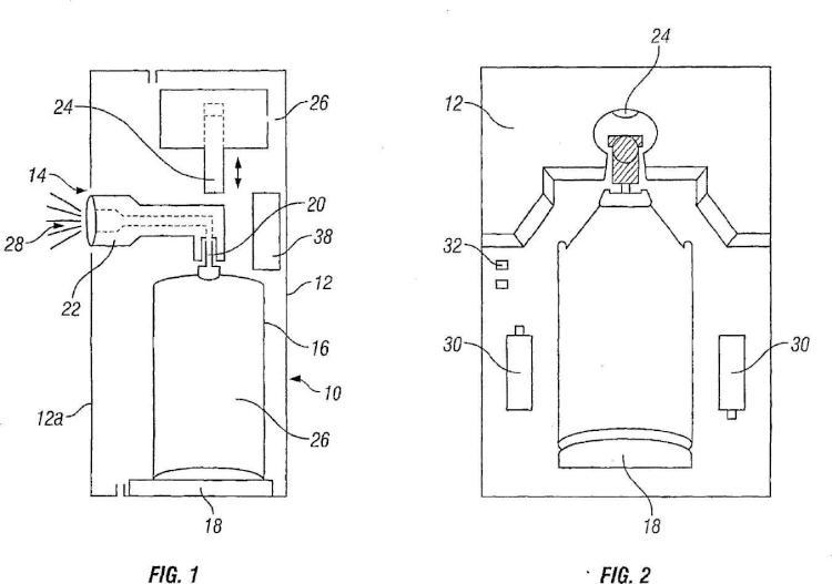 Dispositivo de pulverización y método de uso del mismo.