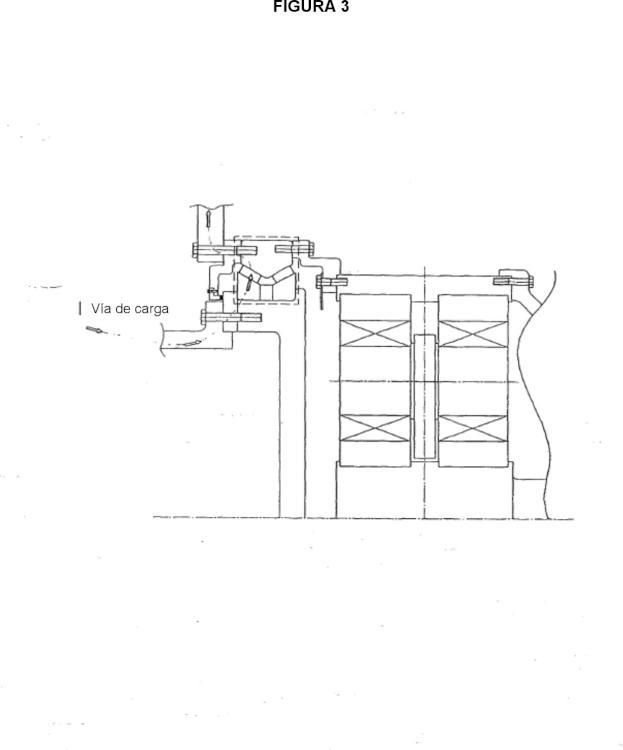 Unidad de transmisión por engranajes para turbina eólica con cojinete de rotor integrado.