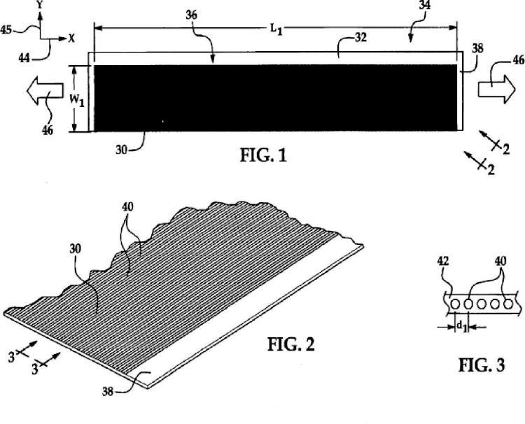 Método de colocación de capas de preimpregnado sobre herramientas contorneadas utilizando una película de soporte deformable.