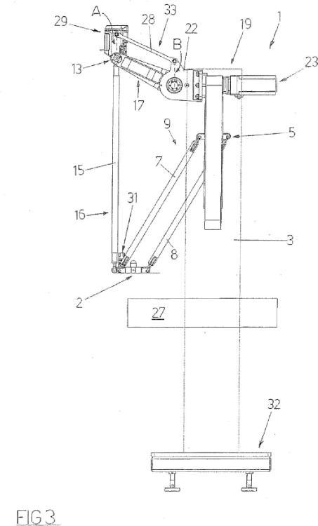 Ilustración 4 de la Galería de ilustraciones de Un dispositivo para mover y colocar un elemento en el espacio