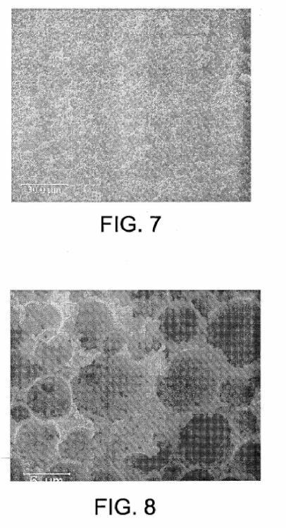 Material poliHIPE de alta resistencia mecánica, su procedimiento de preparación, emulsión útil para su preparación y artículo constituido por este material.