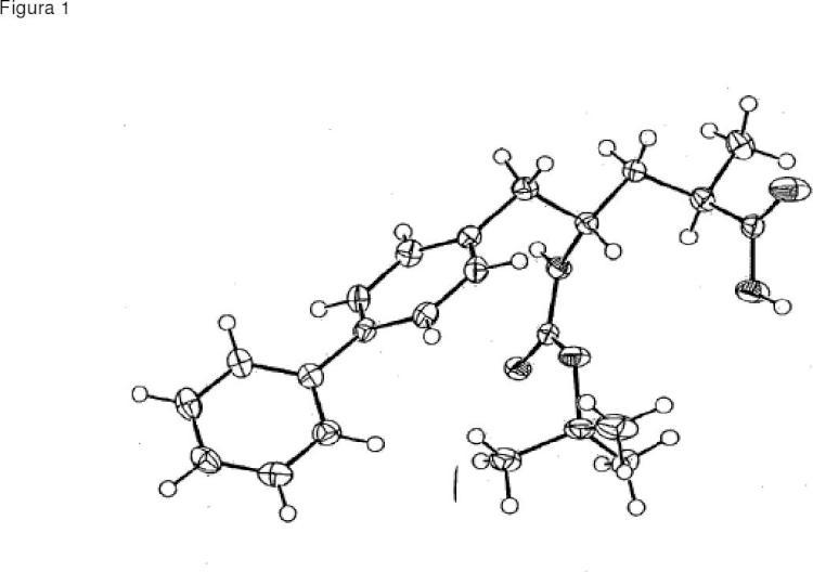 Proceso para la preparación de ácido 4-amino-butírico sustituido con biarilo o derivados del mismo y su uso en la producción de inhibidores de NEP.