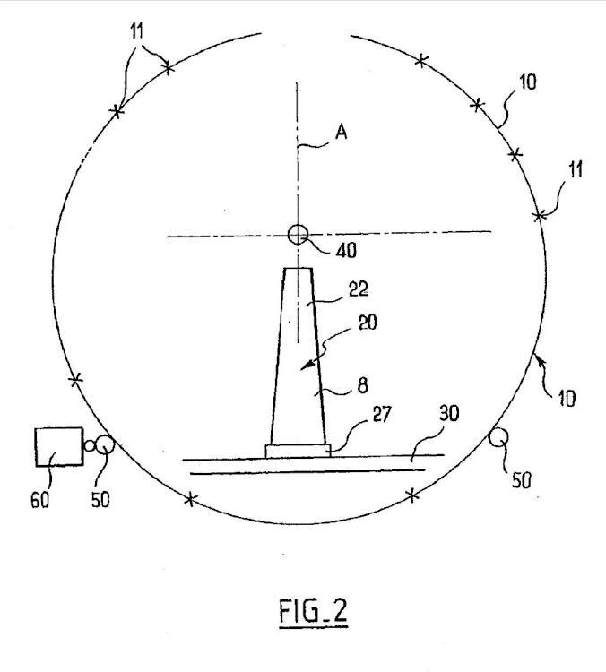 Dispositivo y procedimiento para la determinación de por lo menos una magnitud asociada a la radiación electromagnética de un objeto sometido a ensayo.