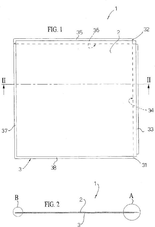 Elemento modular para pavimentación y revestimiento en el sector de la construcción.