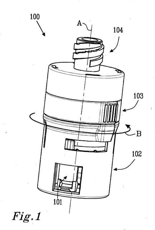 Dispositivo de protección de elemento de perforación.