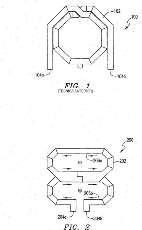Método de y diseño físico de un inductor para acoplamiento reducido de VCO.