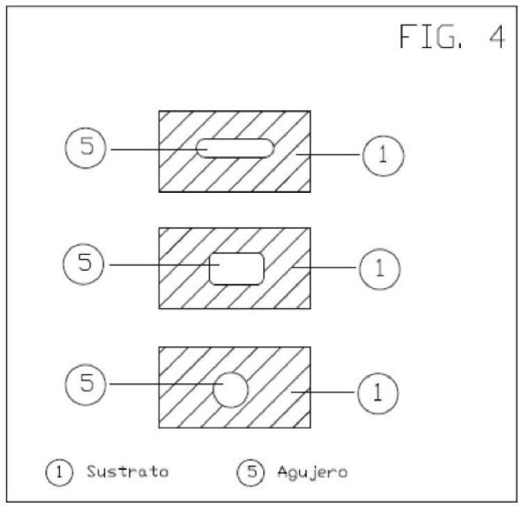 Proceso para la aplicación de una marca o logotipo sobre superficies sólidas naturales y/o artificiales.