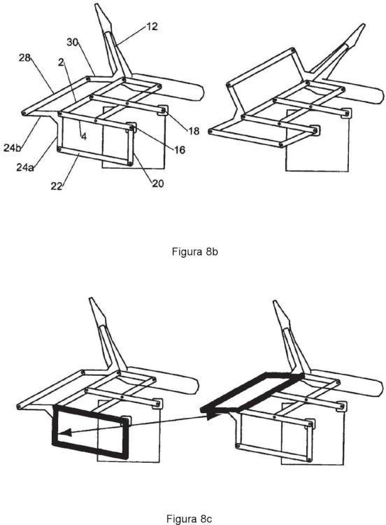 Exoesqueleto robótico para movimiento de un miembro.