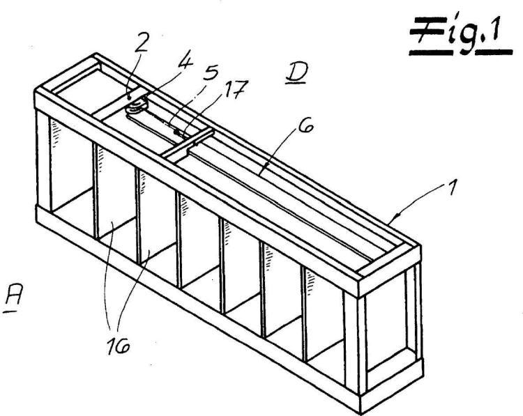 Dispositivo de compuerta de regulación.