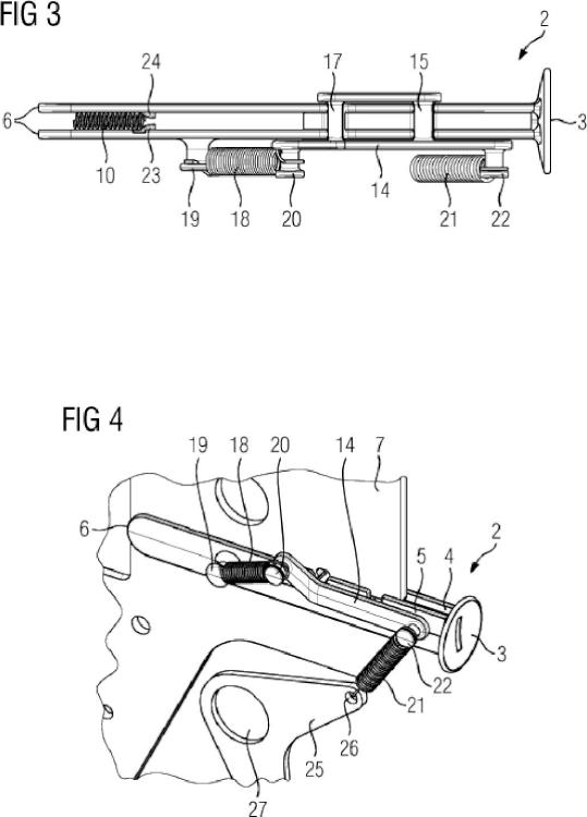 Mecanismo de bloqueo para un botón de encendido de un disyuntor.