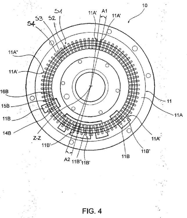 Método y aparato para retorcer las porciones finales de conductores de barra, en particular para bobinados de barras de máquinas eléctricas.