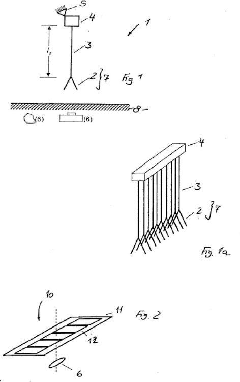 Dispositivo detector formado por una combinación entre georradar y detector de metales.